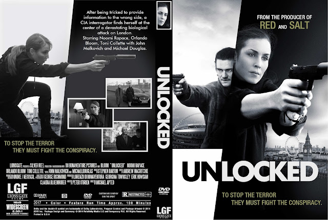 Unlocked ( 2017) Subtitle Indonesia BluRay 1080p [Google Drirve]