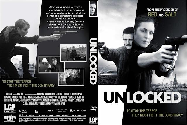 Unlocked ( 2017) Subtitle Indonesia BluRay 1080p [Google Drirve]