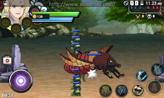 Sprite Senki: Shino Sensei rep Tsunade by Rakemoon