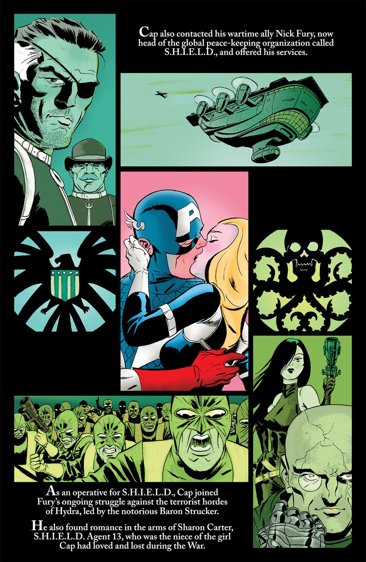 Read online Captain America (2005) comic -  Issue #50 - 33