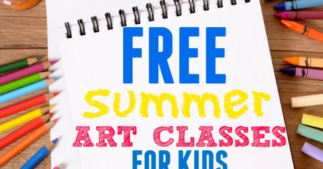 One Savvy Mom ™   NYC Area Mom Blog: FREE Summer Art Classes For
