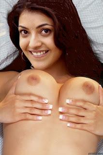Kajal Agarwal Nude Pics