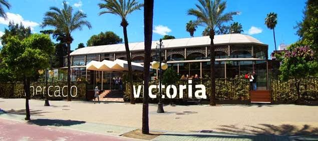 Gastro-Mercado Victoria en Córdoba