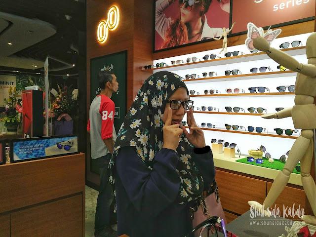 Pembukaan Cawangan Baru Focus Point di Melawati Mall