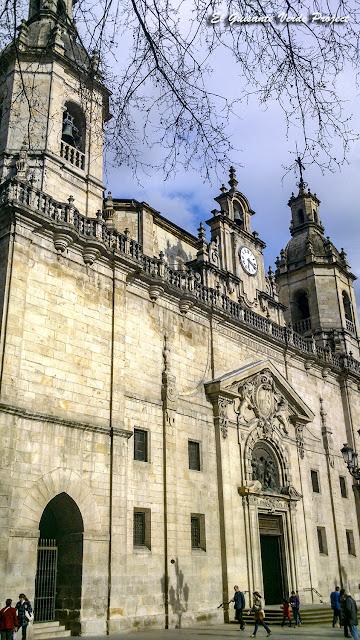 Iglesia de San Nicolás - Bilbao por El Guisante Verde Project