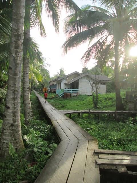 Singgah ke Kampung RKI Rumah Kayu Indonesia  Adib Blog