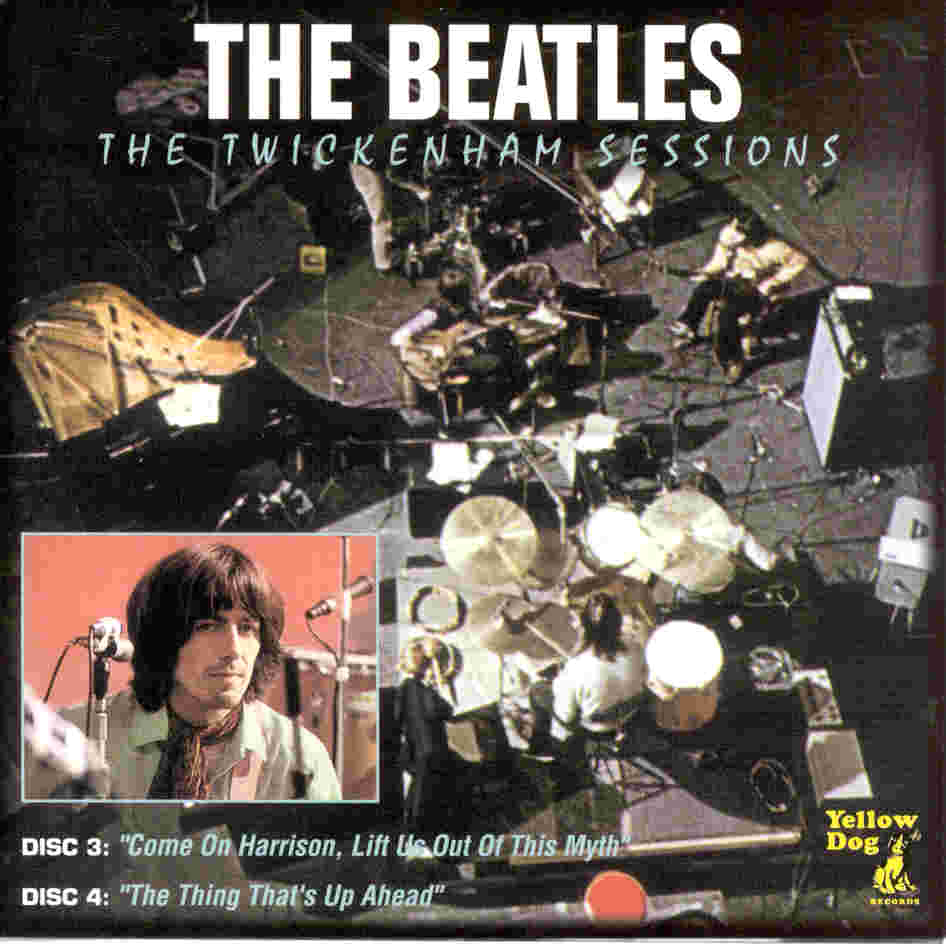 Beatles She Came In Through The Bathroom Window Lyrics: The Beatles - Twickenham Sessions Vol 2