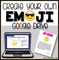 Create Your Own Emoji Project in Google Slides: Emojis in the Classroom