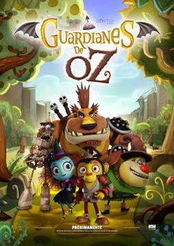 Guardianes de Oz en Español Latino