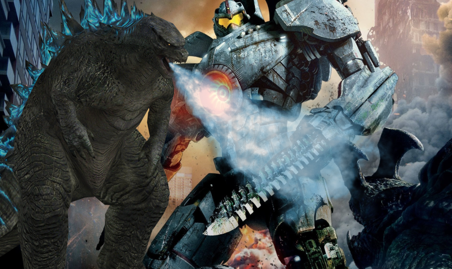 Sequências de Godzilla e Círculo de Fogo tem títulos revelados