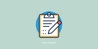 Cara Custom List Number di Blogger ala Sudar Blogger