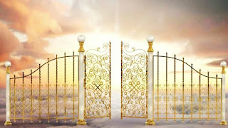 Al cancello del Paradiso