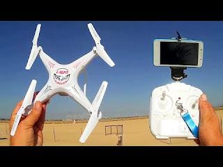 Spesifikasi Drone Shengkai D97 - GudangDrone