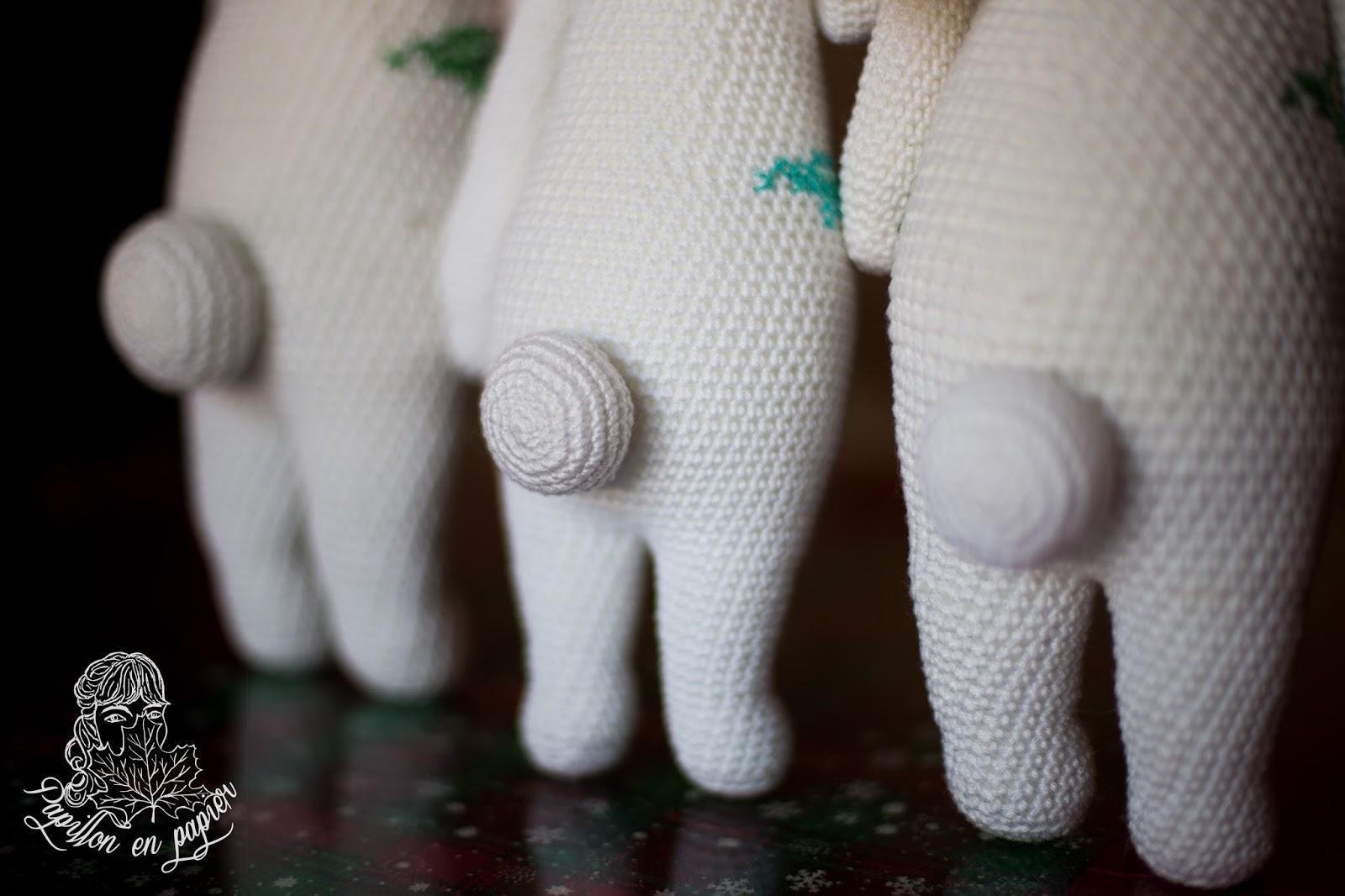 Amigurumi Tips : Papillon en papier amigurumi tips part check the yarn choose