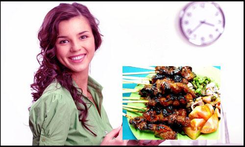 Bolehkah Ibu Hamil Makan Sate Padang?