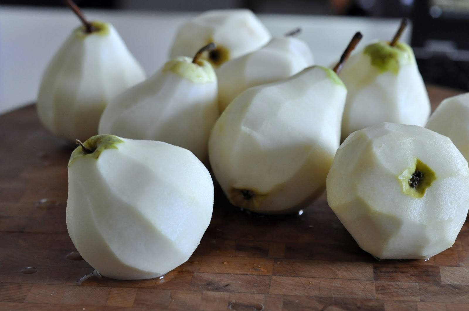 How To Make And Freeze Pear Baby Food