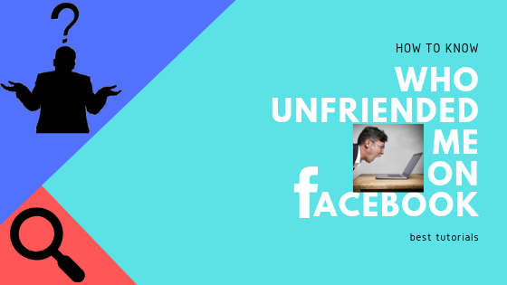 Can I See Who Unfriended Me On Facebook<br/>