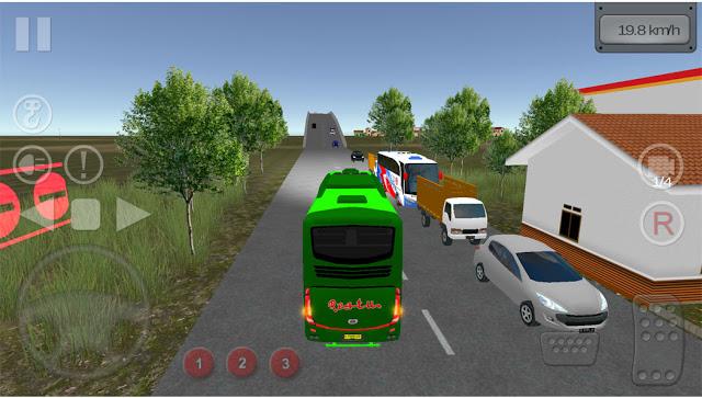 Download game bus simulator indonesia mod apk