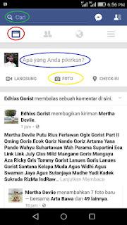 Facebook aplikasi untuk sosial media