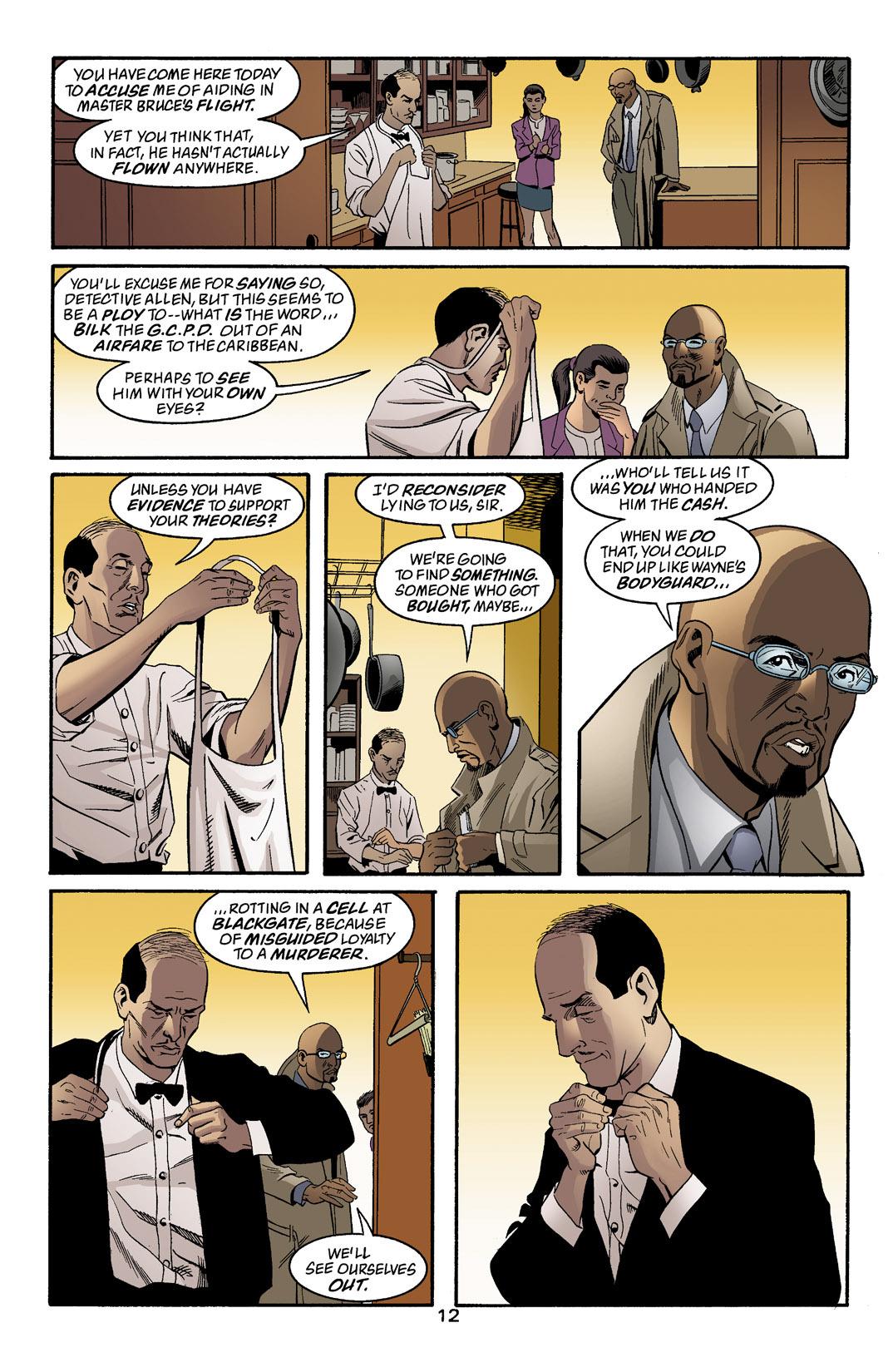 Detective Comics (1937) 769 Page 12
