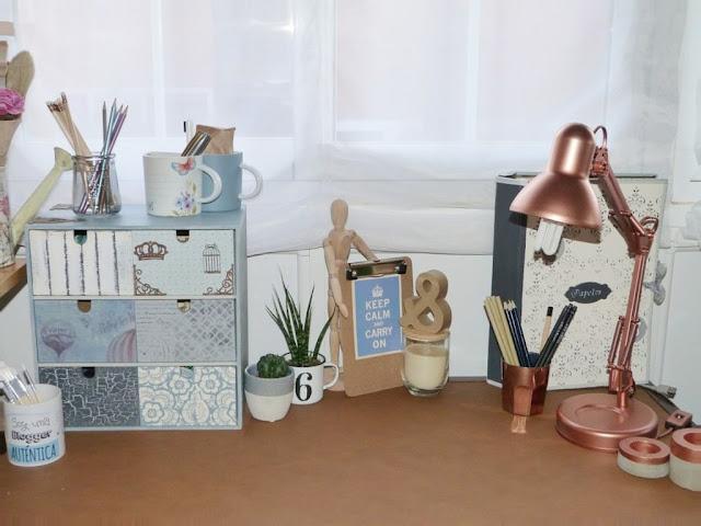 lampara-escritorio-renovada-pintura-spray-cobre
