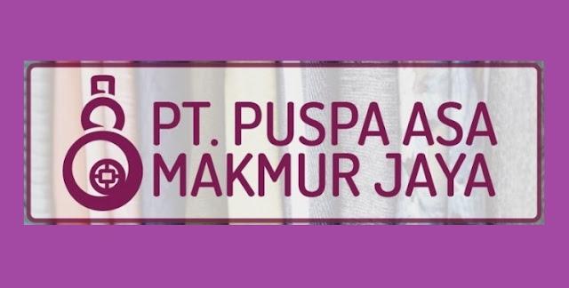 PT Puspa Asa Makmur Jaya Buka Lowongan Kerja Bagian Staff Follow Up Produksi Garment (Lulusan SMA/SMK/Setara)