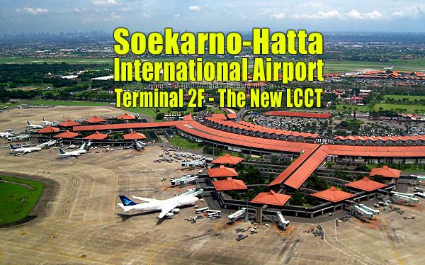 Terminal 2F LCCT Soekarno-Hatta