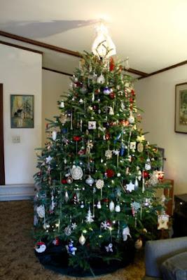 Christmas tree, 2016