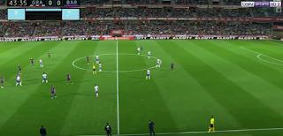 بالفيديو :  برشلونة يمطر شباك غرناطة برباعية مقابل هدف الاحد 02-04-2017 الدوري الاسباني