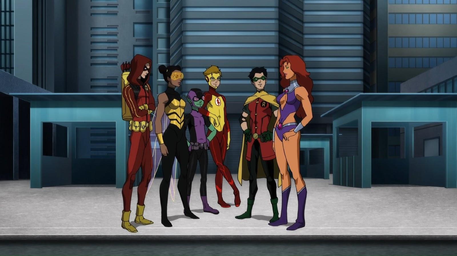 Dvd Review - Teen Titans The Judas Contract-6824