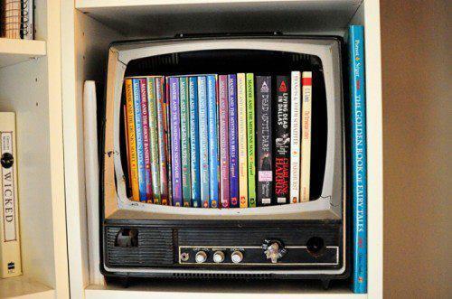 Resultado de imagem para televisao livros