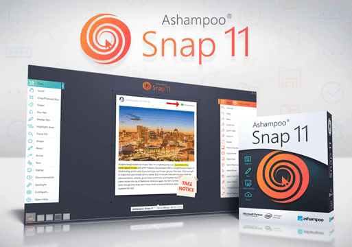 Ashampoo Snap 11 Presentation
