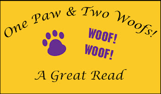 One Paw & Two Woofs--A Great Read!