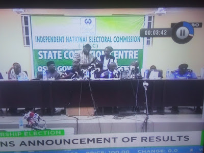Osun Decides: INEC Planning To Declare Election Inconclusive?