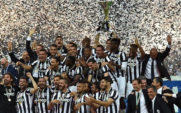 Juventus champion