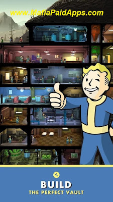 Fallout Shelter Apk Mod (Caps,Food,Water,Energy) Data for android MafiaPaidApps