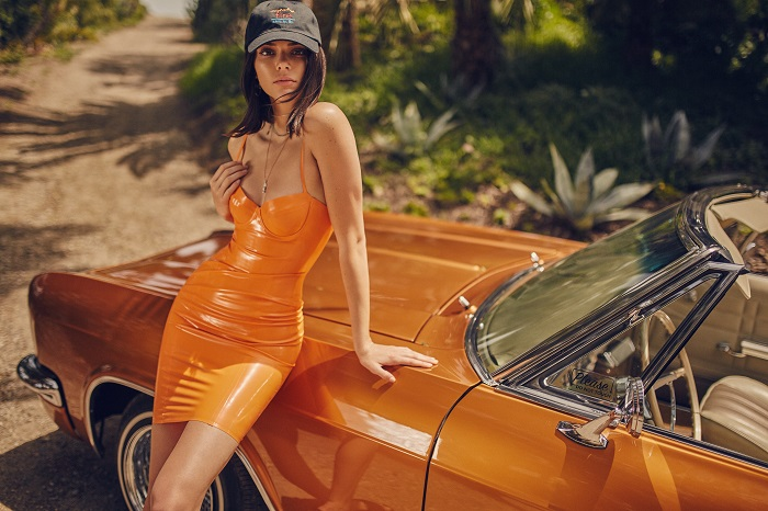 Kendall and Kylie bring forth the Drop Two Clothing Collection