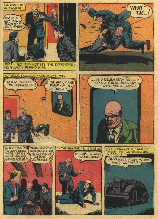 Read online Action Comics (1938) comic -  Issue #26 - 42