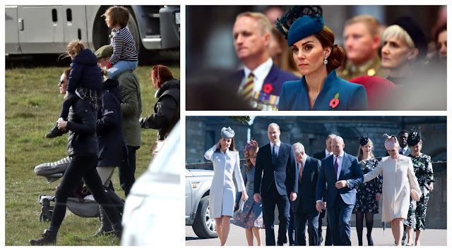 Stylizacja miesiąca - kwiecień (księżna Kate)