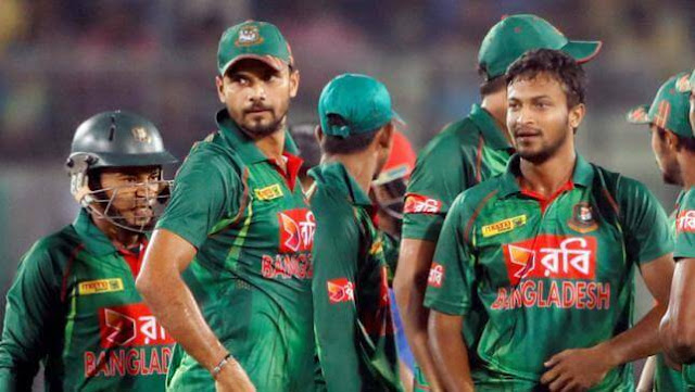 Bangladesh Team's Strength