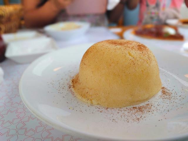 Helva Dessert - Iskender Doner, Kuwait