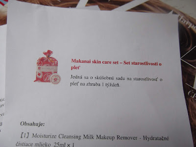 MAKANAI SKIN CARE SEt