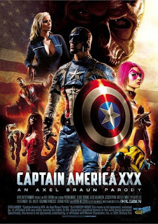 Captain America XXX Parody (2014)