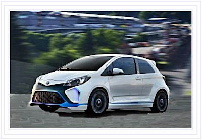 2017 Toyota Yaris Concept And Release Date
