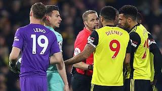 Watford vs Arsenal 0-1 Highlights