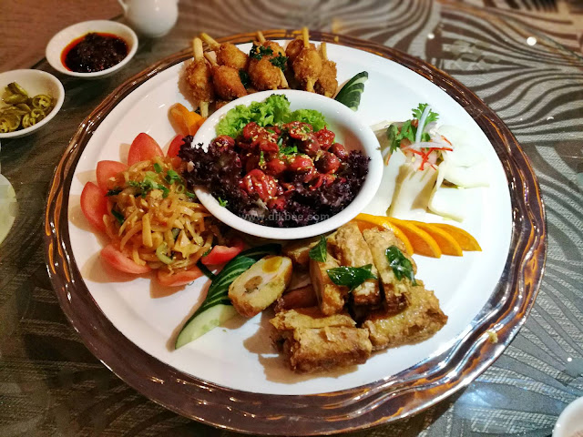 Hidangan Tengah Hari Eksklusif Di Kuala Lumpur Convention Centre