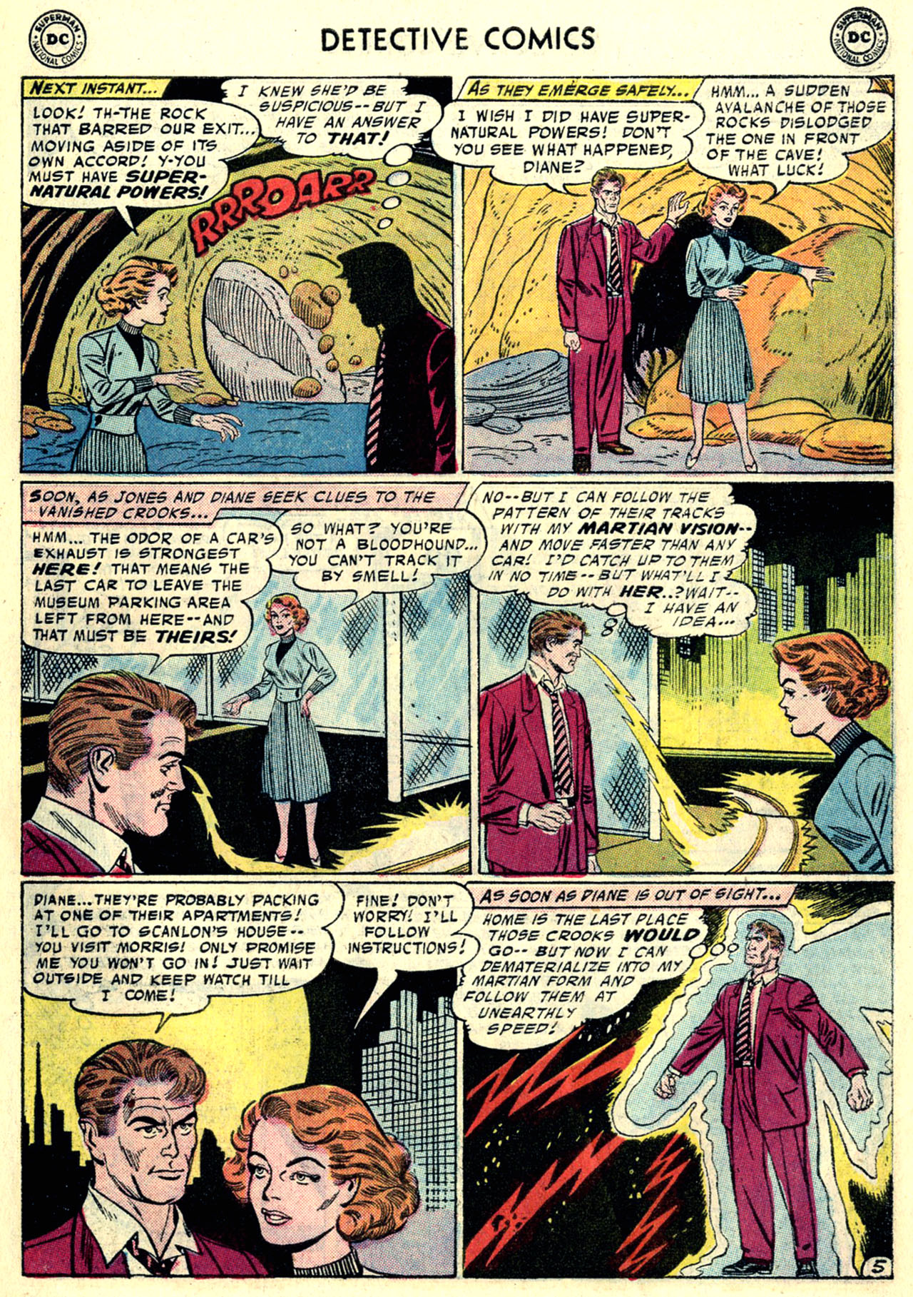 Read online Detective Comics (1937) comic -  Issue #246 - 31