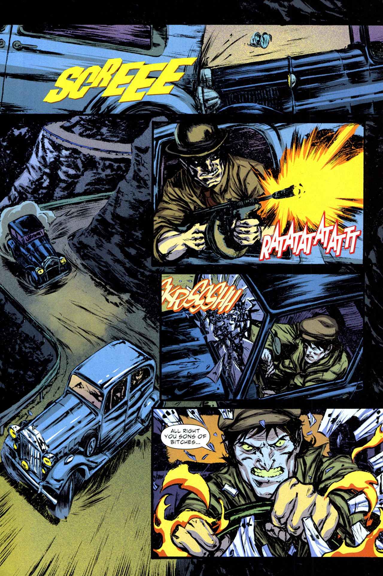 American Vampire issue 11 - Page 9