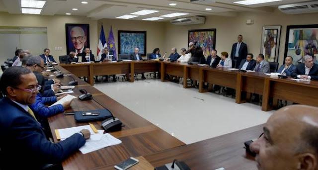 Comité Político designa sustitutos de Bautista y Díaz Rúa en secretarías PLD