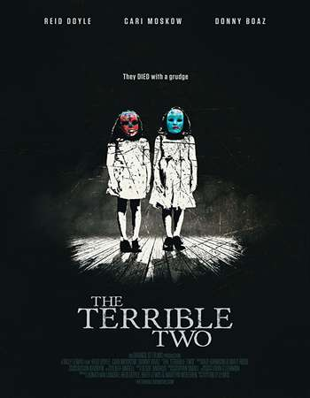 The Terrible Two 2018 English 250MB Web-DL 480p